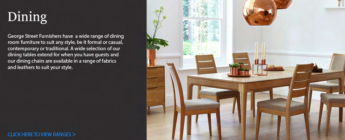 Dining Room Furniture George Street Furnishers