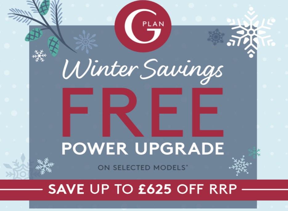 G Plan Free Power Upgrade