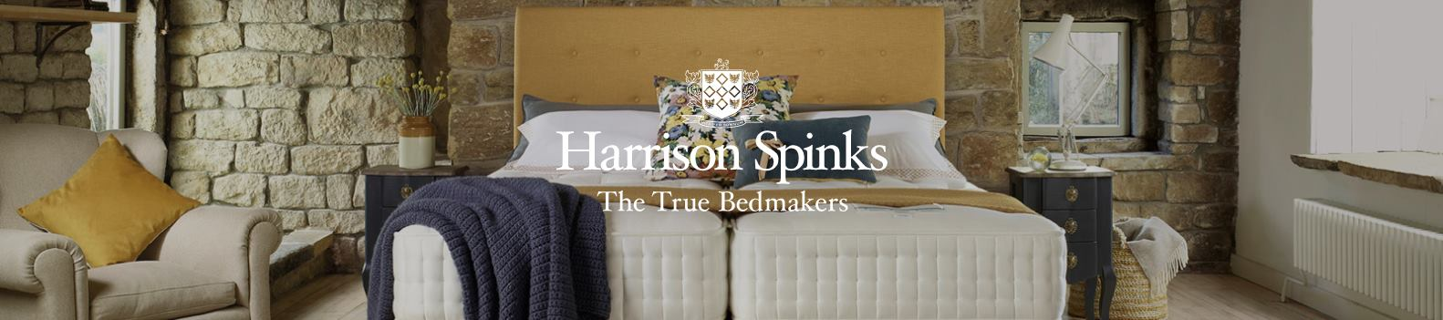 Harrison Spinks Quality Beds & Mattresses