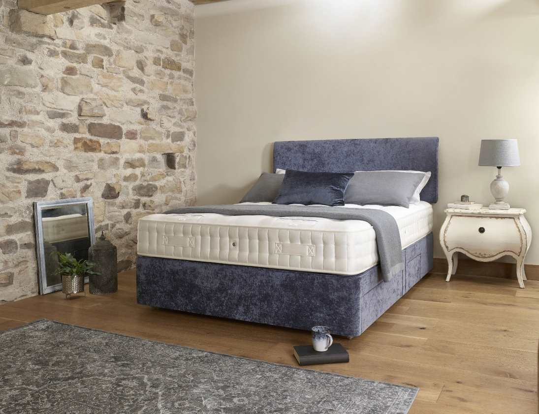 Harrison Brasilia 5200 Divan Bed & Mattress