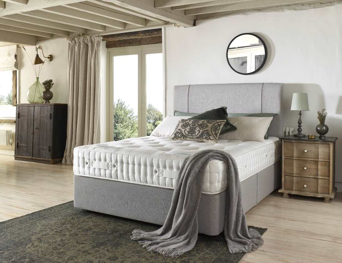 Harrison Heligan 11200 Springs Divan Bed