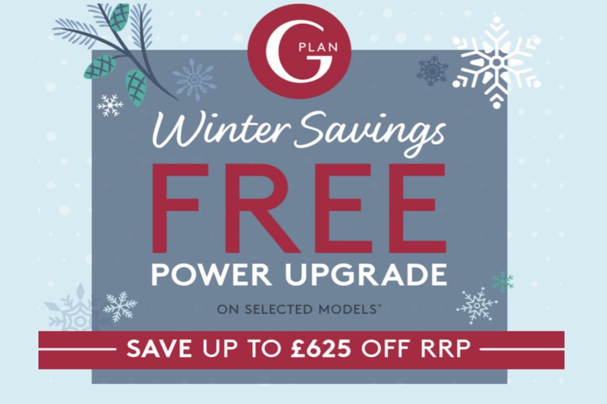 G Plan Power Upgrade Offer