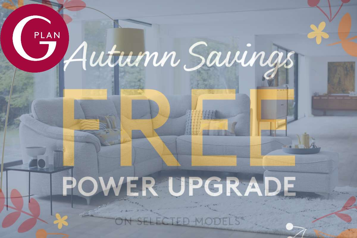G Plan Free Power Upgarde Offer