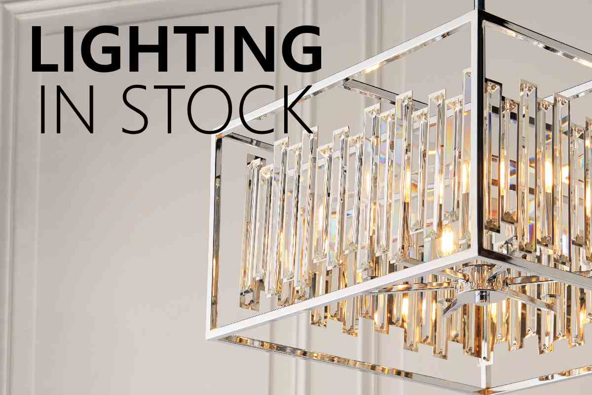 Ceiling Lights In Stock