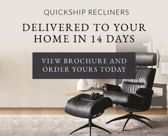 Stressless Recliner Chairs Delivered Within 14 Days Quick Ship