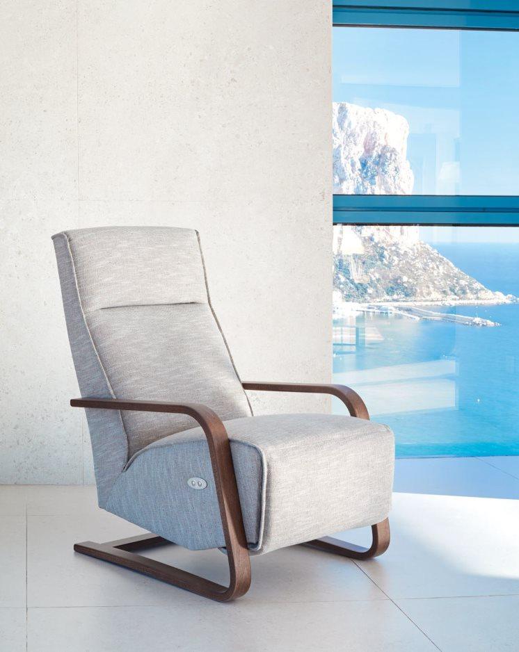 Tajoma Saki Recliner Chair