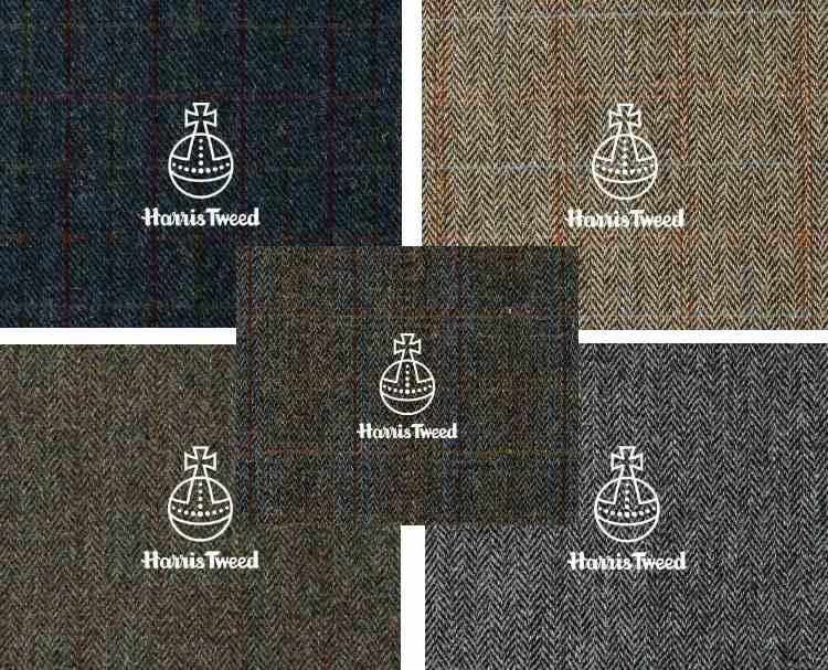 Wood Brothera Harris Tweed Fabrics