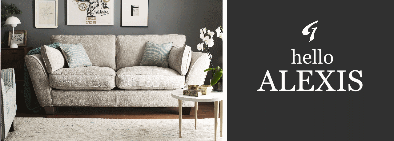 Alexis Sofa Collection