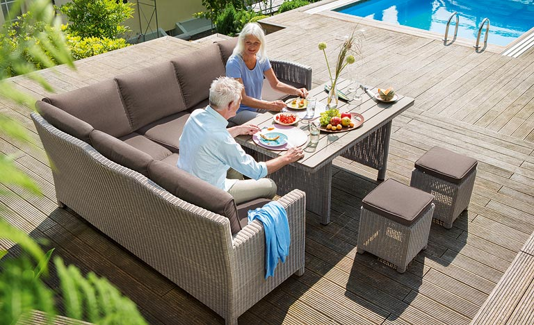 palma corner set - Garden Furniture Kettler