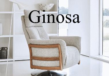 Ercol Ginosa Recliner Swivel Chair