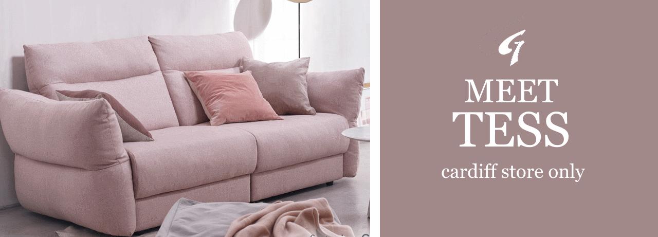 G Plan Upholstery Tess