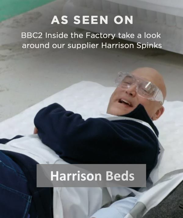 BBC Inside Factory Harrison Beds