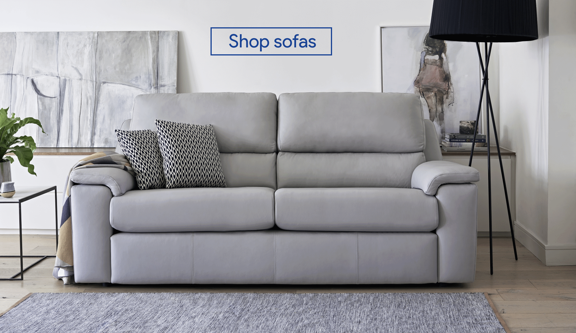 Discounted Sofas Leather Fabric & Corners