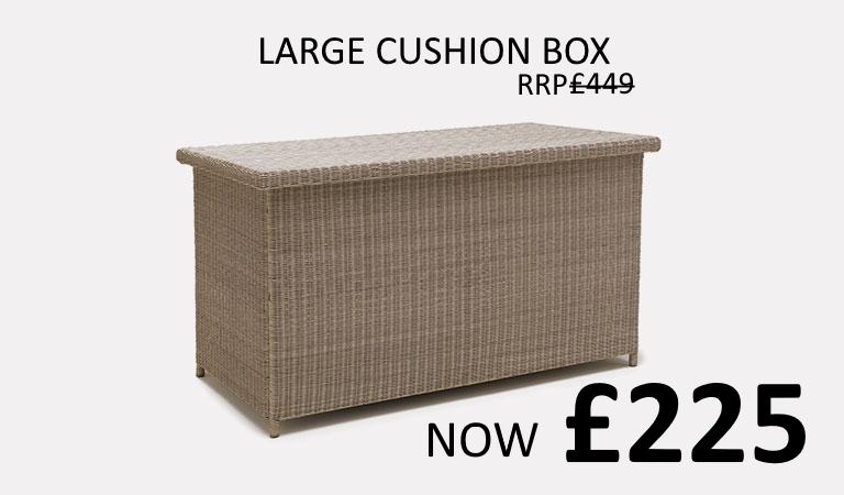Kettler Cushion Box