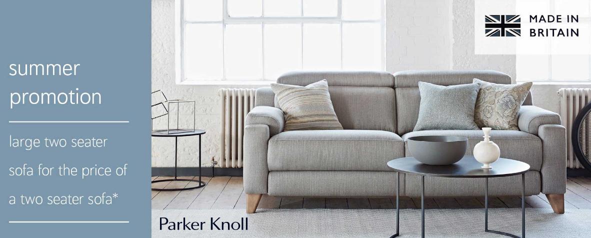 Parker Knoll Summer Upgrade