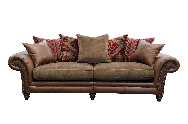 Alexander & James Hudson 4 Seater Split Sofa