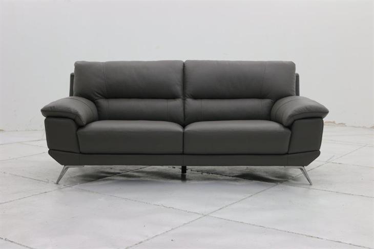 Groovy Manhattan 3 Seater Leather Sofa Bralicious Painted Fabric Chair Ideas Braliciousco