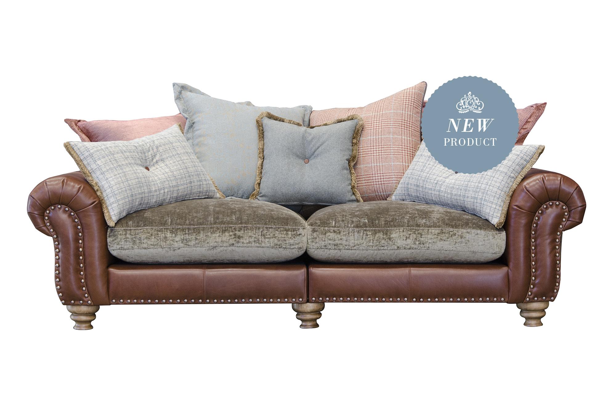 Alexander & James Bloomsbury Large Sofa