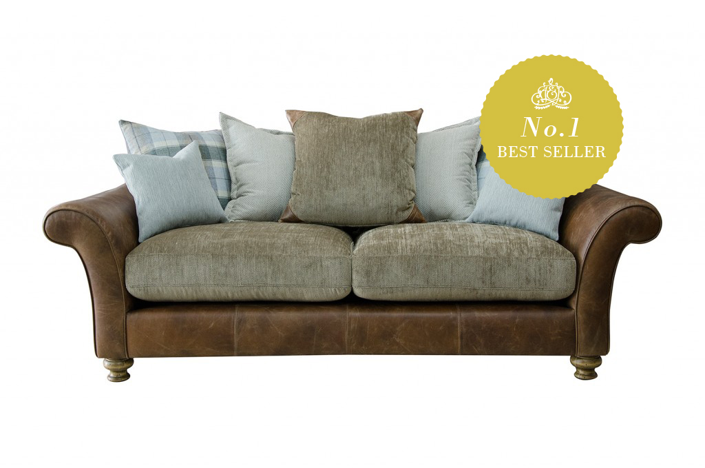 Alexander & James Lawrence 3 Seater Sofa From George Street Furnisher