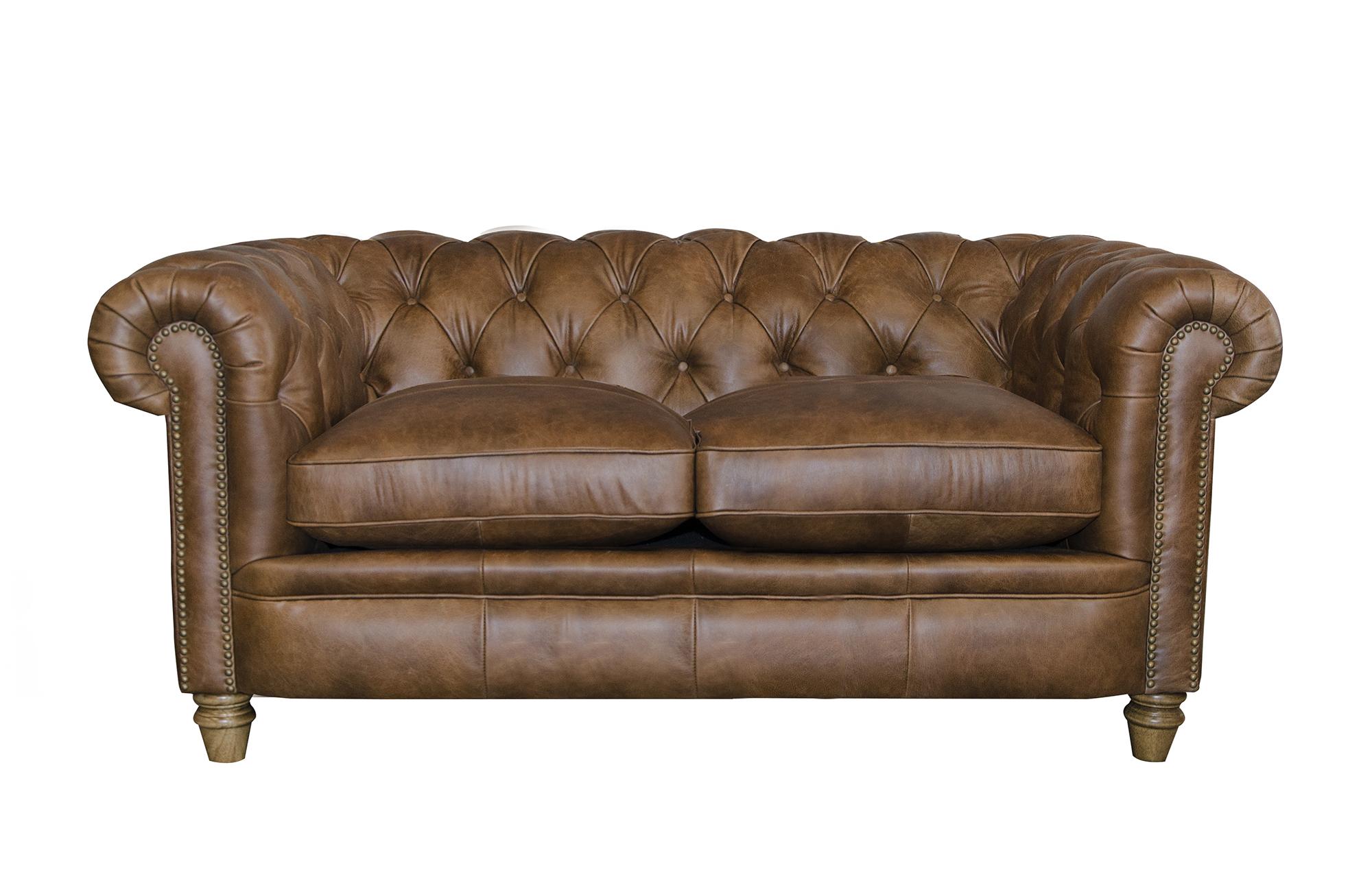 Abraham Junior Fabric Small Sofa Grade A