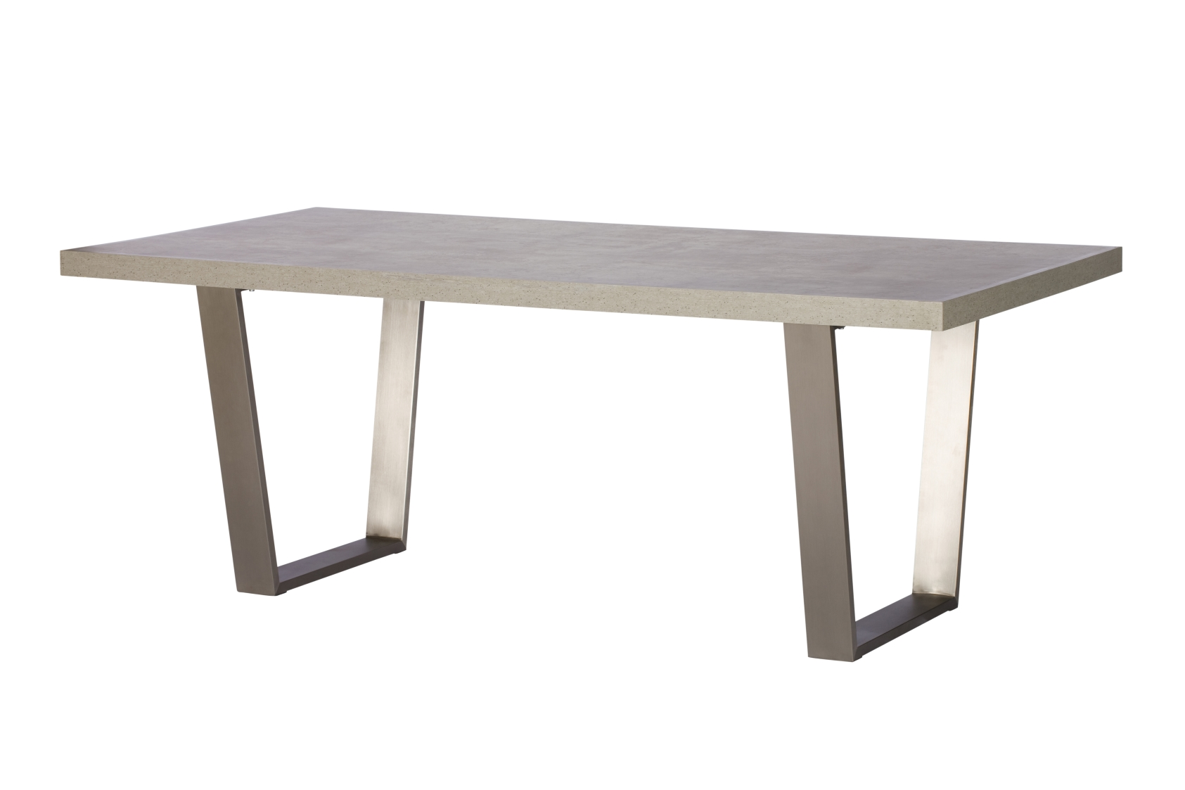 Pella Concrete Effect 200cm Dining Table