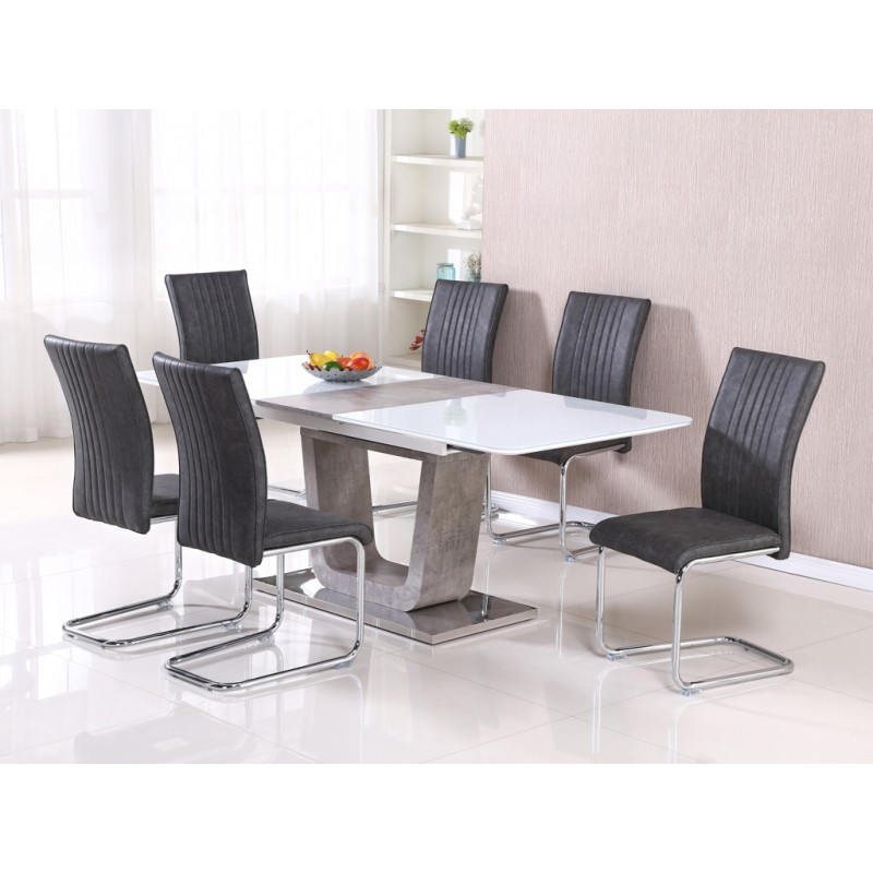 Castello Dining table & 6 Chairs