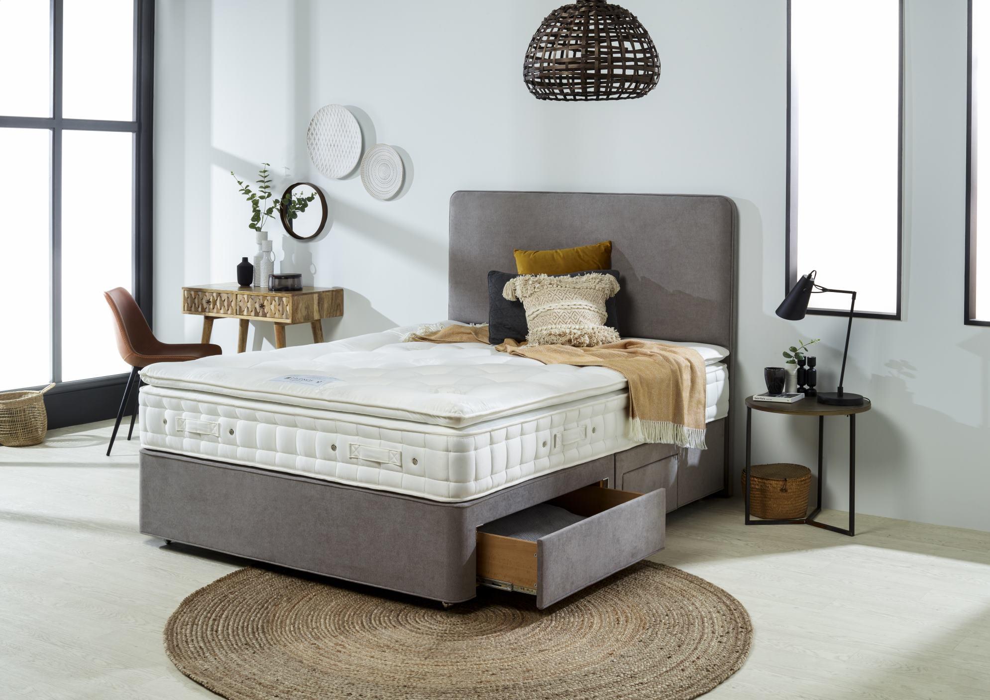 Hypnos Andante Pillowtop Mattress