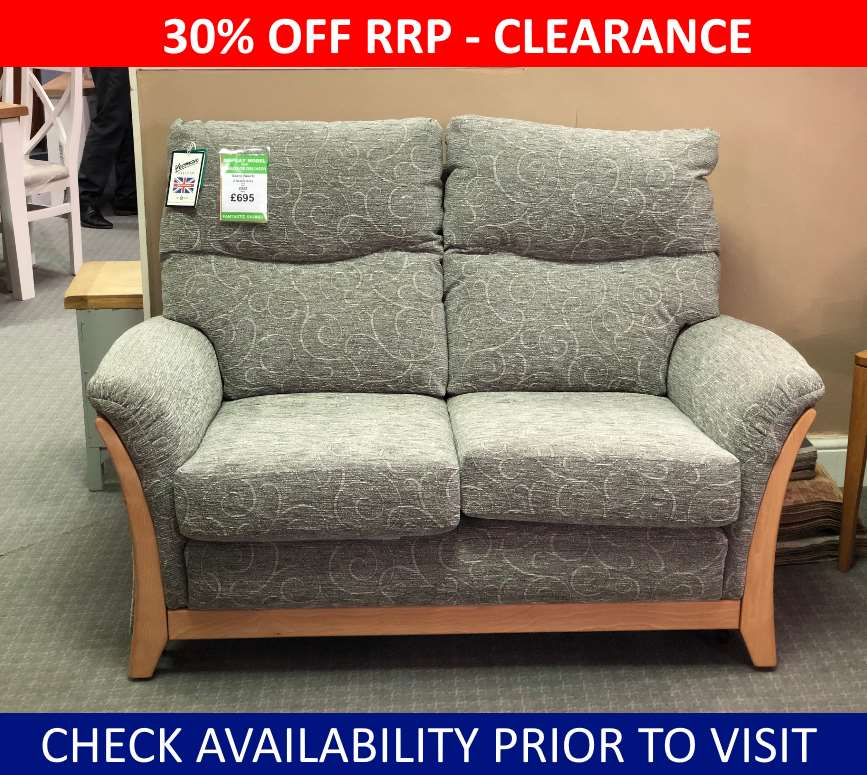 Yeoman Grace Clearance 3 Seater, 2 Seater & Chair