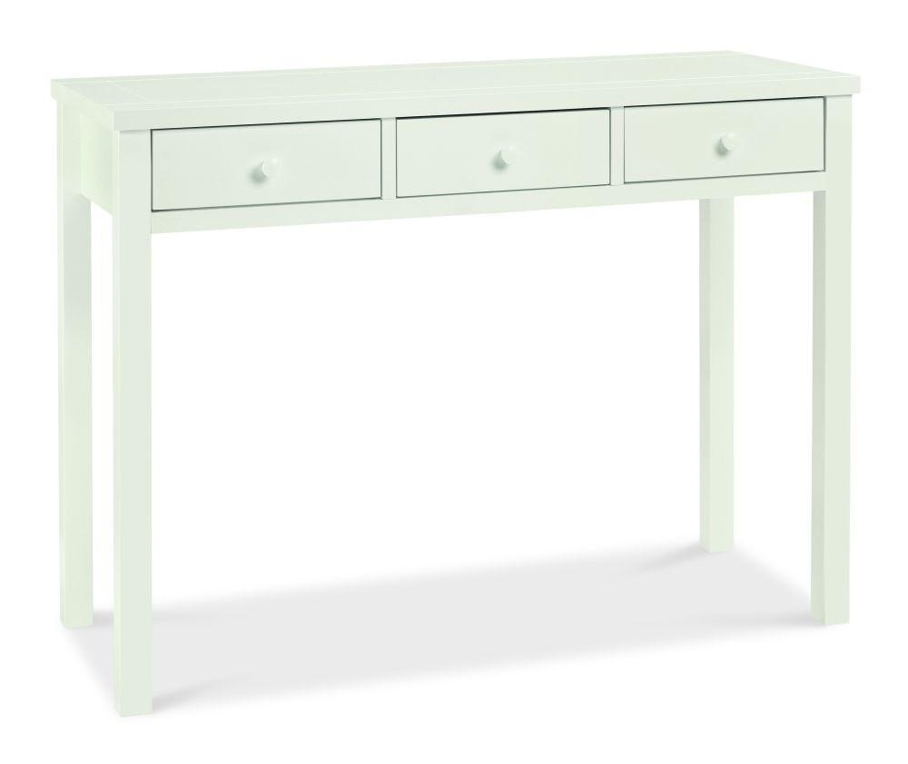BENTLEY DESIGNS ATLANTA WHITE DRESSING TABLE