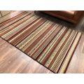 Gobi 135 x 200 cm Morrocan Stripe Style Traditional Rug