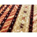 Gobi 135 x 200 cm Morrocan Stripe Style Traditional Rug Details