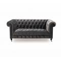 Darby 2 Seater Velvet Sofa