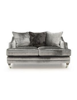 Belvedere Velvet 2 Seater Sofa