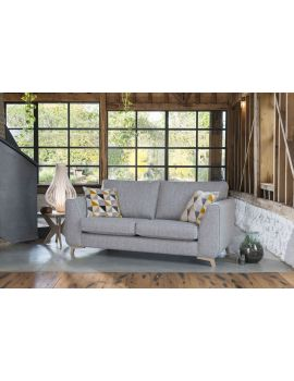 Alstons Stockholm 3 Seater Sofa B Grade From George Street Furnishers