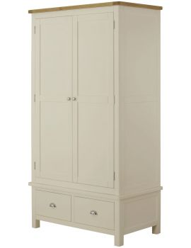 Portland Cream Gents Wardrobe
