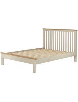 Portland Cream Single Bed