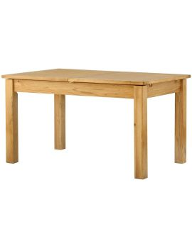 Portland Oak Extending Dining Table