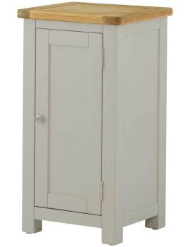 Portland Stone 1 Drawer Cabinet