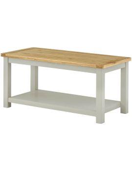 Portland Stone Coffee Table