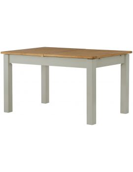 Portland Stone Extending Dining Table