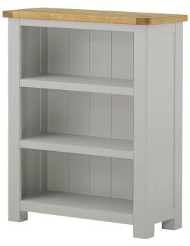 Portland Stone Small Bookcase