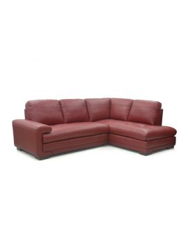 Metro Leather Corner Sofa Group