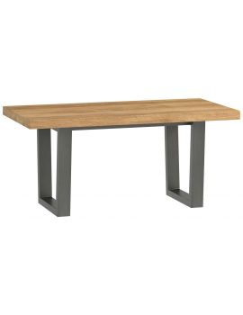 Wentwood Industrial Oak Coffee Table