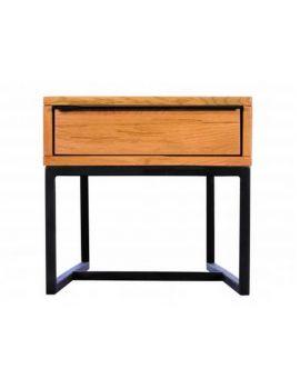 Finsbury Oak Lamp Table