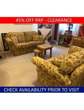 Steed Clearance Gleneagles 2.5 Seater & 2 Seater Sofa
