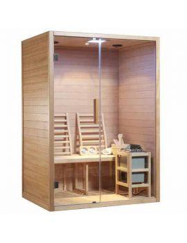 Kaya Two Person Home Sauna
