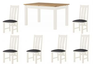 Portland White Dining Furniture